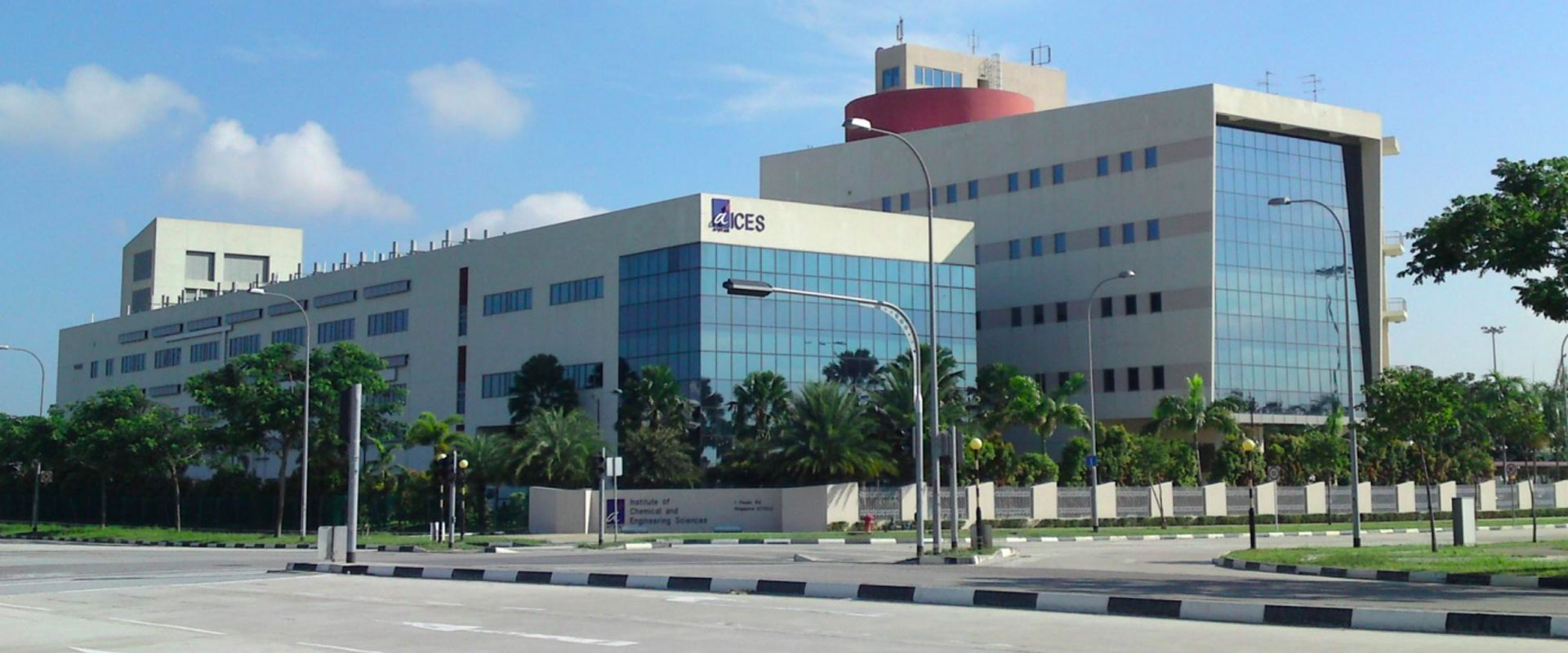 Chemical Institute Jurong Island